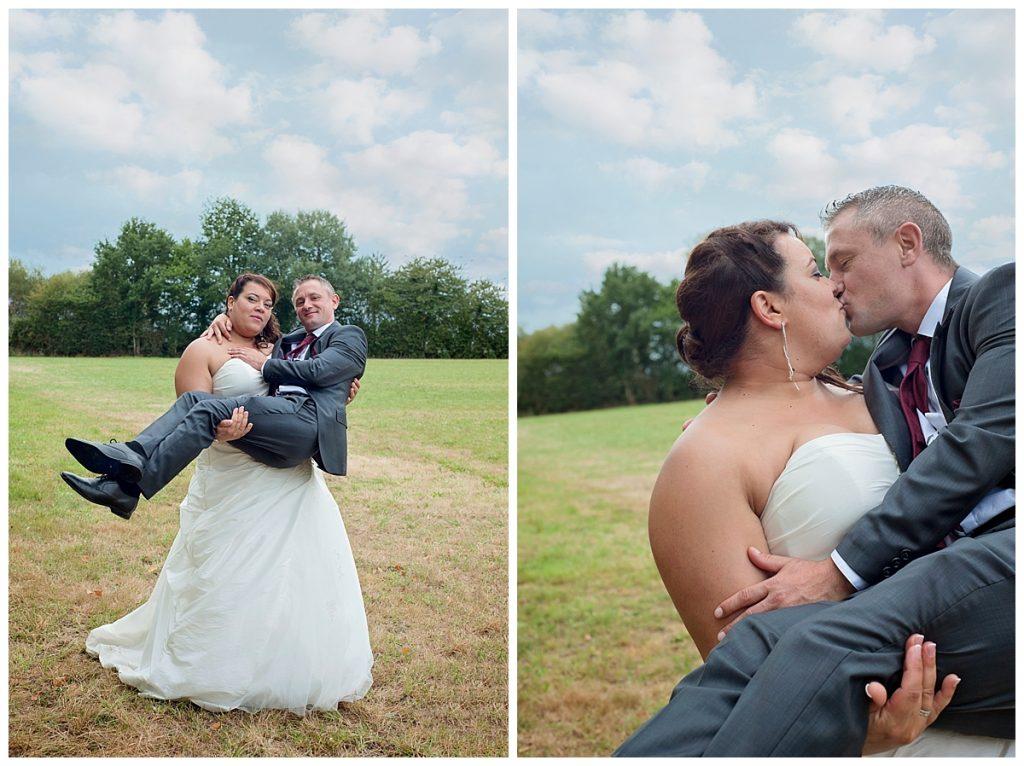 photo mariage insolite