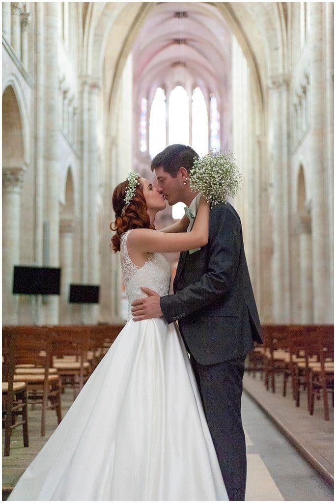 photographe mariage basilique le mans